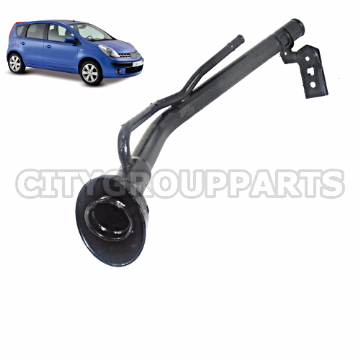 NISSAN NOTE E11 MODELS FROM 2006 TO 2013 PETROL / DIESEL FUEL NECK FILLER PIPE